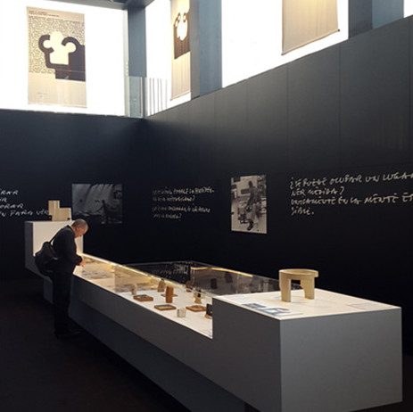 "exhibition ""chillida"""